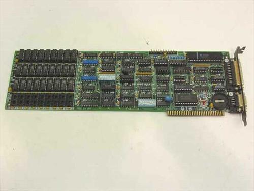 Idea Associates 8 Bit Parallel/Serial Card 100-027-004