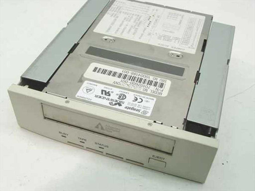 """Seagate 3/5"""" Tape Drive  STA250000W - AS IS"""