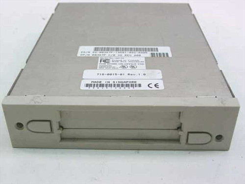 "Dell 00367P 3.5"" Tape Drive - Info Tech SBP-D2 716-0015-01 Rev 1 - AS IS"