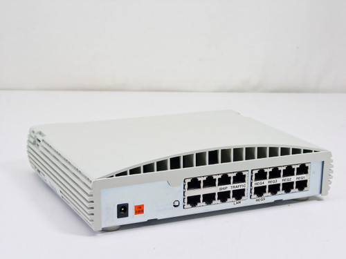 3COM 3C16754 OfficeConnection 16-Port Dual Speed Hub - No Power Supply