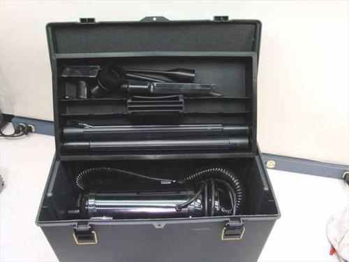 Metro DataVac/2 Pro  Portable Repair Vacuum w/Case Accessories
