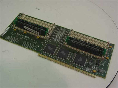 Intel AA 625607 NCR 3412 Memory Board with RAM- 530-0040432 / D2971-80001