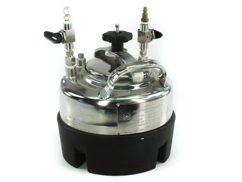 Apache Stainless Equipment 90-2304  Stainless Pressure Container 2 Gallon