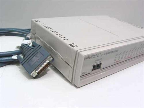Paradyne 1 Port SNMP DSU/CSU Ether 7112-A1-201