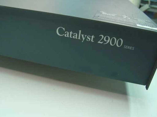 Cisco WS-C2900 Systems Catalyst 2900 Series Managed Switch
