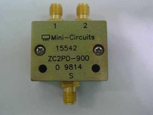 Mini-Circuits ZC2PD-900-S SMA Coaxial Power Splitter 800-900 MHz