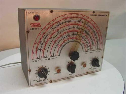 EICO 320  Signal Generator - Vintage Collectable