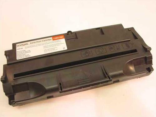Lexmark E210 Personal Laser Printer Toner (10S0150)