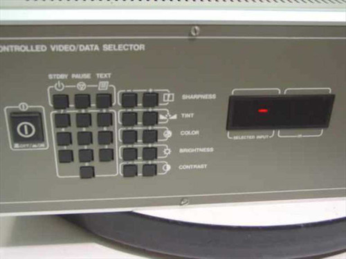 Barco Remote Controlled Video/Data Selector (RCVDS 800)