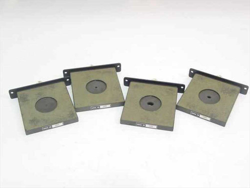 Generic Lot of 4 Disks of different degrees (285)