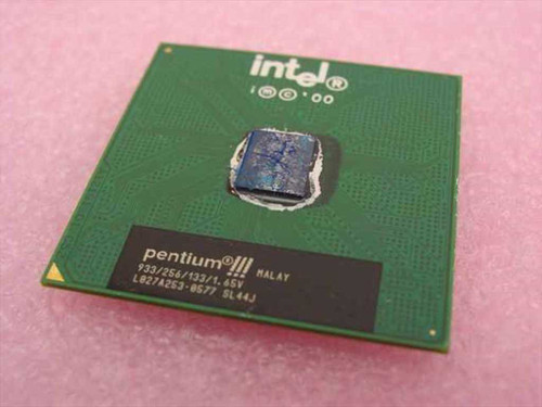 Intel PIII Processor 933/256/133/1.65V SL44J