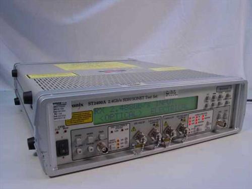Tektronix ST2400R 2.4Gb/s Transceiver Test Set w/Options 1,11 - c. 1998