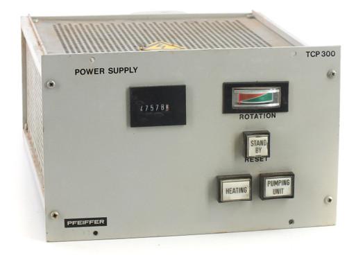Pfeiffer TCP 300 Turbo Pump Power Supply