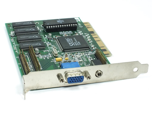 Diamond 23033217-403 2MB PCI Video Card with S3 Virge 86C325 Stealth 3D 2000