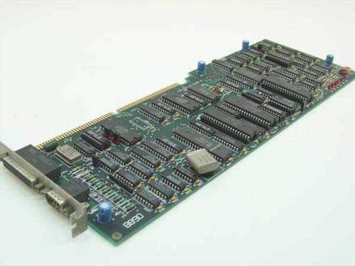 Zenith 16 Bit ISA IO Board 070887 (85-3359-01)