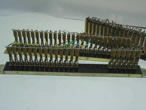 Rackmount PBX Connectors Rackmount (Gold)