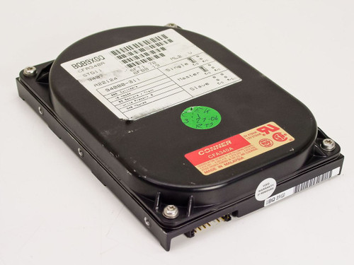 "Conner CFA340A 340MB 3.5"" IDE Hard Drive - Internal"