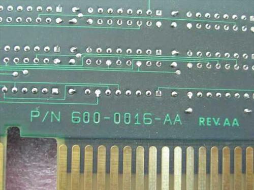Interlan Controller Card 600-0016-AA