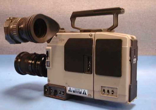 JVC BY-10U  Color Video Camera w/Tamron TV Zoom Lens