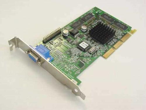 Vision Tek NV996.0 AGP Video Card with VGA Display Port