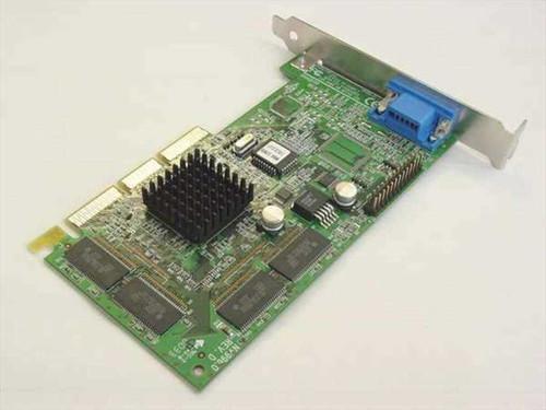 Vision tek inc. AGP Video Card - 1 Rev. C - no heat sink (NV996.0)