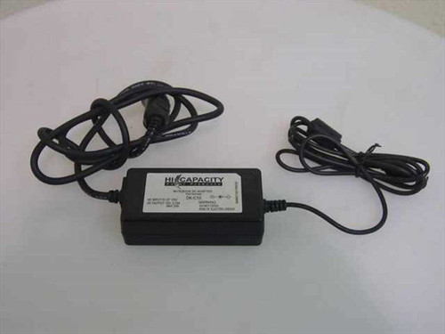 Hi Capacity Notebook DC to DC Adapter (DK-C10)