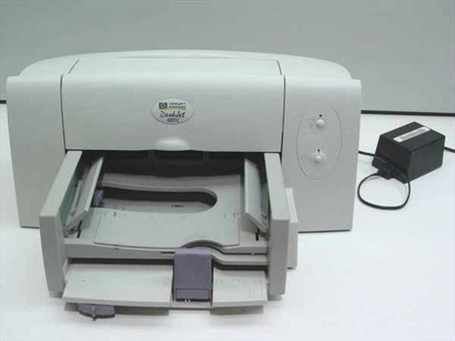 HP C4562C DeskJet InkJet Printer 697C - Parallel Port -AS-IS / FOR PARTS