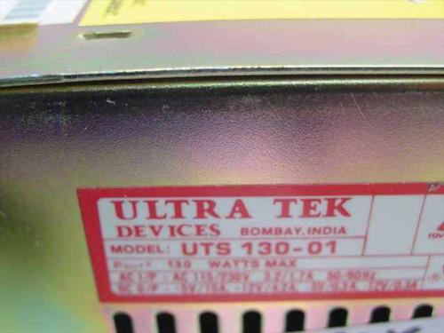 Ultra Tek 130 W AT Power Supply UTS 130-01