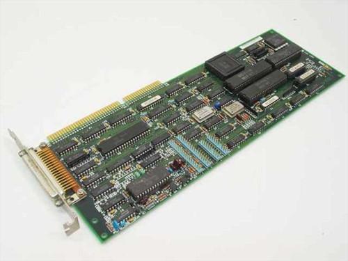 DTC 5280CZ 16-Bit ISA MFM Hard Drive Controller Card 37-Pin External Port