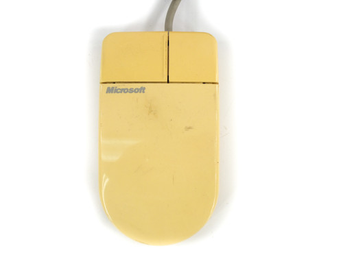 Microsoft 5686 0 2-Button InPort Bus Mouse - VINTAGE