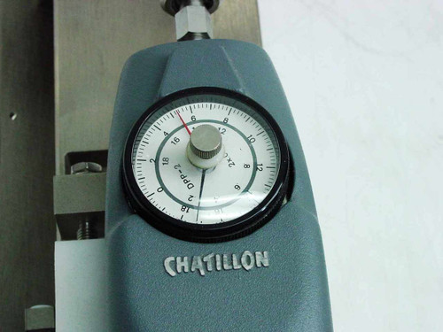 Chatillion DPP-2 Force Gauge ~! (Push-Pull)
