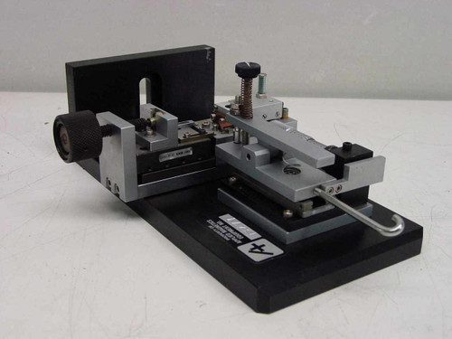 Applied Magnetics Custom Precision Slide with Micrometer Adjustment