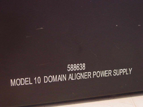 RJD Controls Domain Aligner & Power Supply ~! (10)