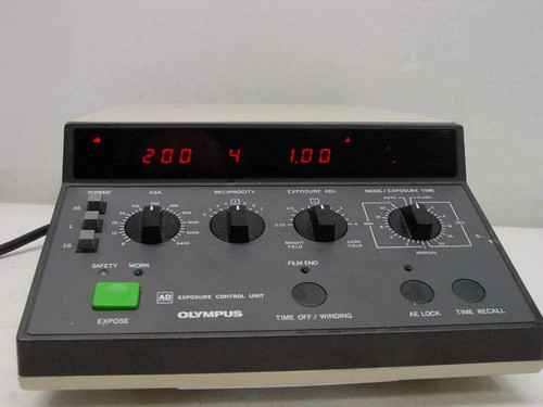 Olympus PM-CBAD Exposure Control Unit for Camera Stations