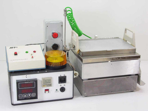 Unbranded 3000W Stainless 750 F Hotplate w/Watlow 942 Temperature Controller