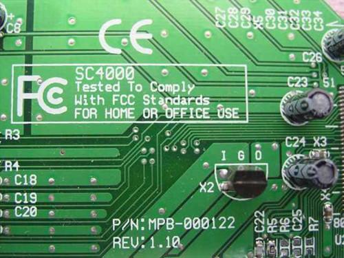 AvanceLogic PCI Sound Card MPB-000122