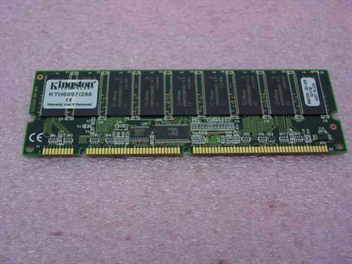 Kingston KTH6097/256 256MB PC100 168-pin ECC SDRAM - HP Netserver Memory