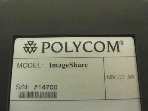 Polycom ImageShare 2-Port VGA Splitter for Video Conferring - No Cables