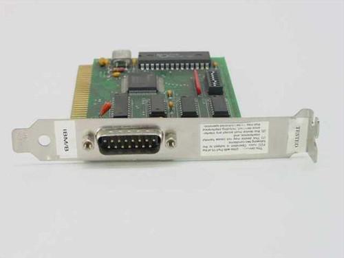 Micro Micro-Integration 8 Bit ISA Male Controller 1507-001
