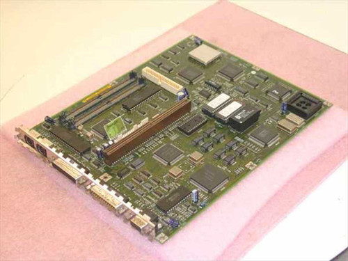 IBM 85F0417 16MHz 8555 System Board 386-SX 57F1499 with VGA and PS/2 Ports