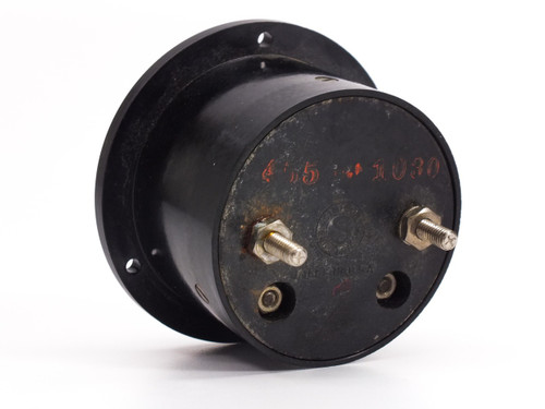 Simpson Electric 0-1 Direct Current Milliamperes Gauge Model 6006