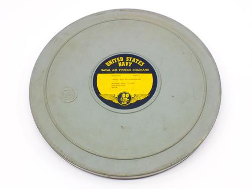 United States Navy MN-11288 Chalk Talk on Alcoholism 16mm Film 45 Minutes Part 1