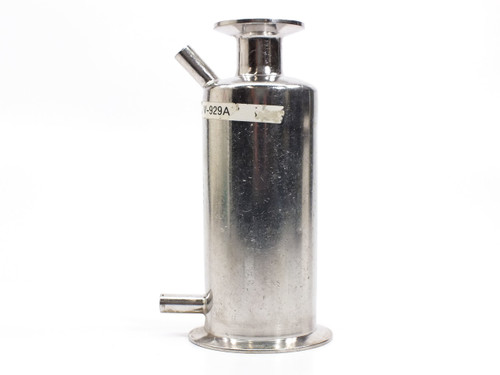 Stainless Steel Filter  Housing In-Line 50 mm 80 mm Ports