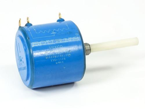 Bourns Series 3400Precision Potentiometer 2-204 K OHM Resistance 3400S-612-204