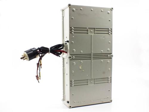 Solar Panel Testing  Enclosure with 3-OHM 225 W Resistor w/ 10 Amp 50 mV Shunt