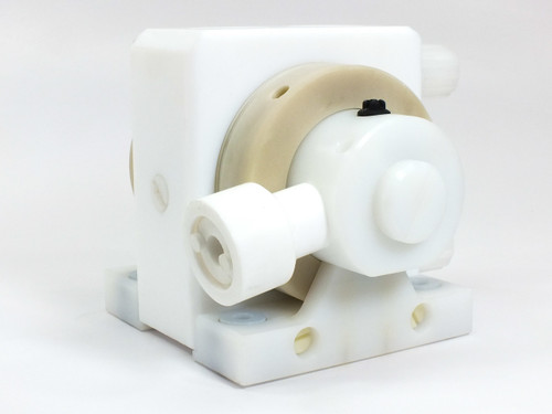Wilden Unitec Chemical Transfer AODD Pump Machined Plastic Air Operated Pump