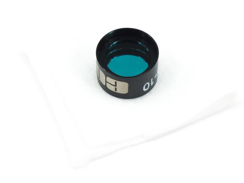 Edmund Optics 65-626  Interference Filter 455nm CWL 10nm FWHM 12.5mm Diameter