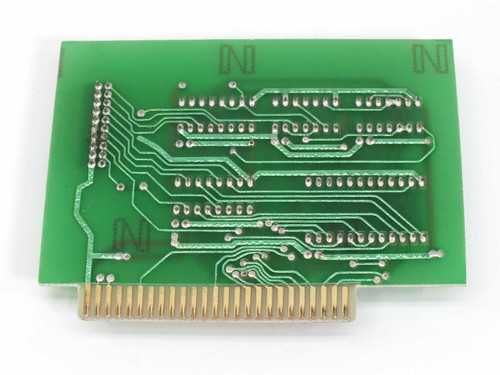 Apple II PCB  Card NEC D2716 W15536 Chip