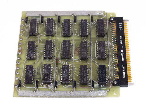 Sperry Univac 90536  7150405-01 Circuit / Memory Board 715049-00