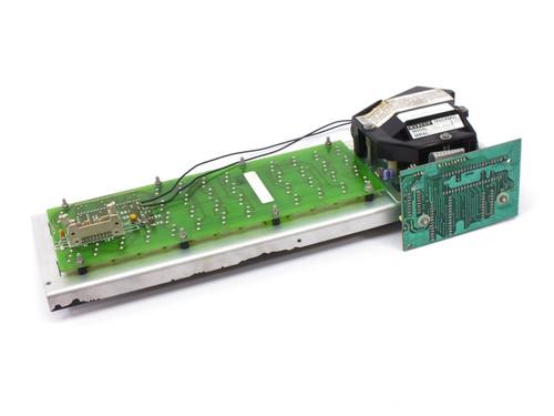 Netstal Sycap Graphtrack Front Panel 5297290 DiskJet Injection Molder 600/110